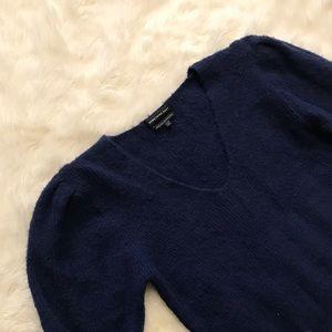 Something Navy Sweaters - 🌟Something Navy NWOT Puff Sleeve Sweater